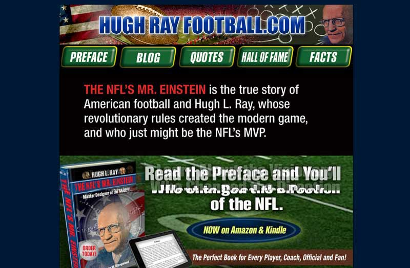 Hugh Ray Football